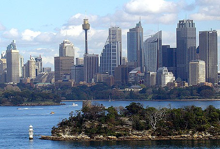 Five free things to do in Sydney