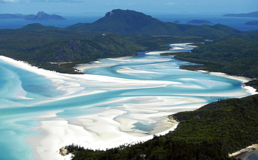 ESCAPE TO THE WHITSUNDAY'S