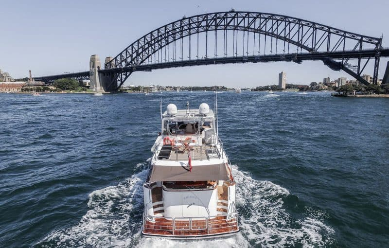 Sydney Harbour Boat Charters