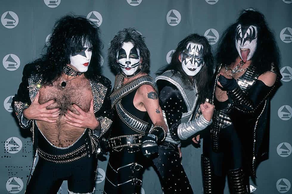 kiss concert sydney