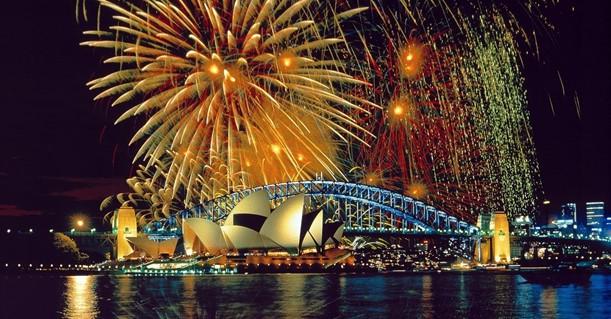 new years eve sydney harbour